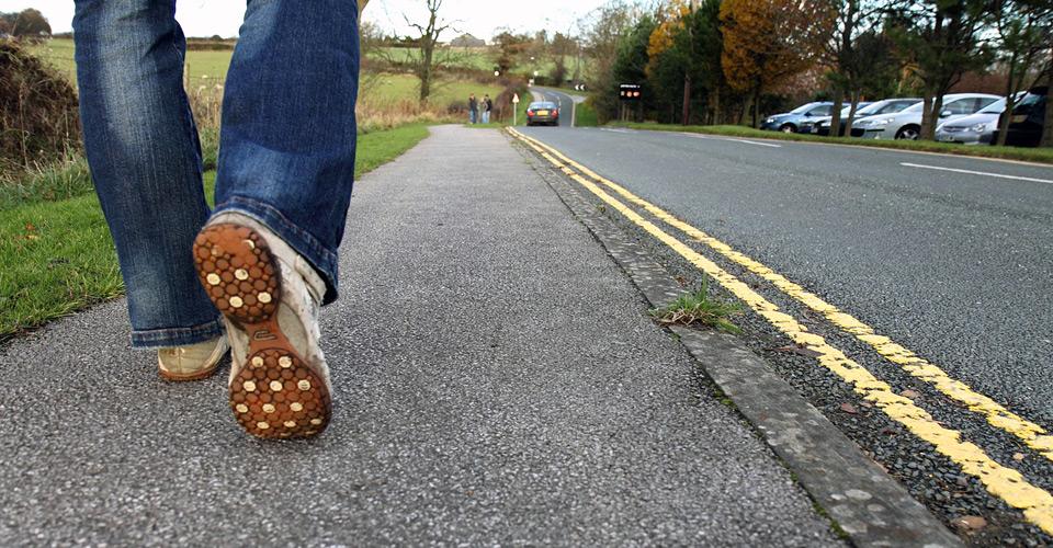 walkingnearroad