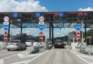 toll road